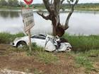 Duas crianças morrem em acidente na MGC-497 próximo a Uberlândia