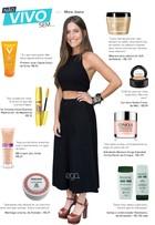 Maria Joana, de 'Além do tempo', lista produtos para cabelos, peles e mais