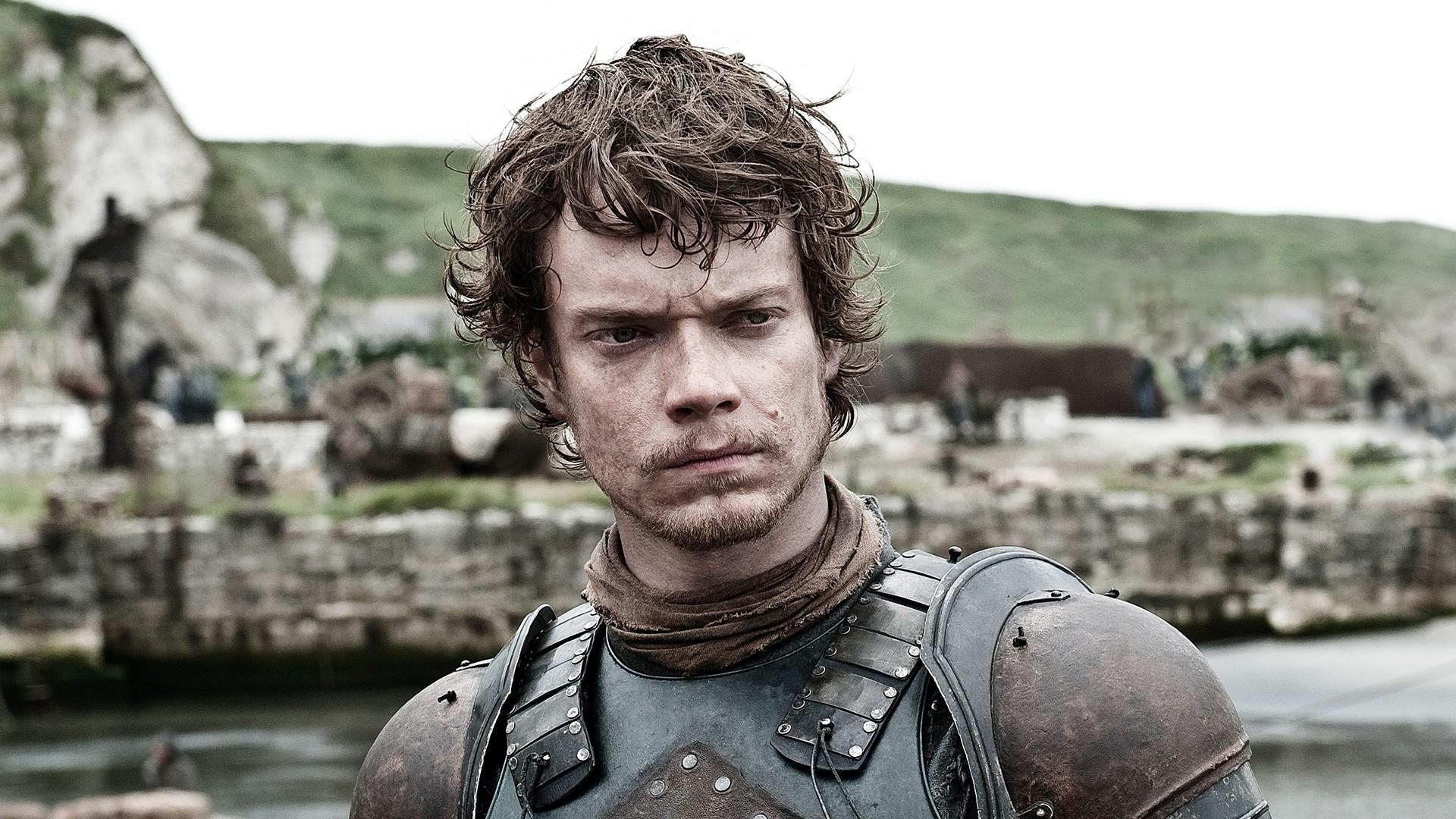Theon Greyjoy (Foto: Reprodução)