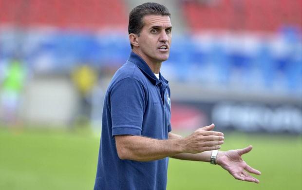 Vágner Mancini diz que Cruzeiro já é confiável (Foto: Washington Alves / Vipcomm)