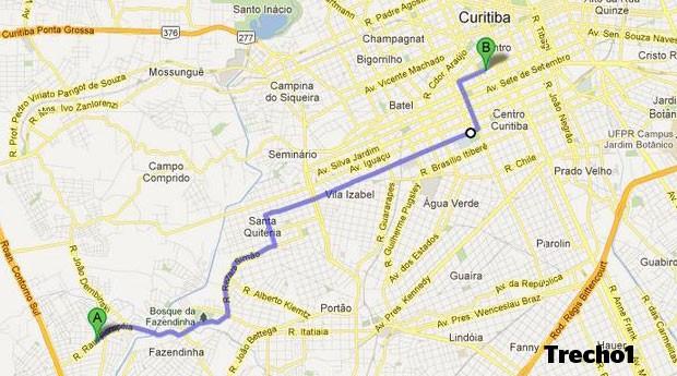 Curitiba (Foto: reprodução)