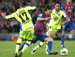 Messi do Barcelona (Foto: Reuters)