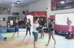 Desafio de Muay Thai é atração em Porto Velho