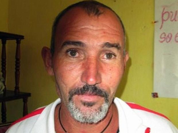 Vladimir Morera, dissidente cubano em foto de 2013 (Foto: AFP PHOTO / Vladier Morera Herrera / HO)
