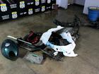 Quarteto é detido suspeito de furto e desmanche de moto, em Manaus