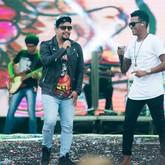 Kleo Dibah e Rafael (Foto: Érico Andrade/G1)