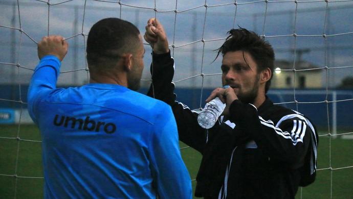Libertadores Rafael Sobis Tigres Inter (Foto: Eduardo Deconto)