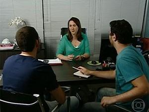 CEO mulher (Foto: Reprodução/TV Globo)