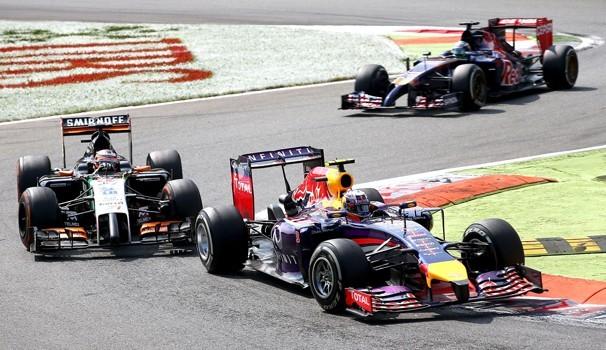 Fórmula 1 (Foto: Reprodução Globoesporte.com)