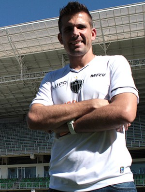 Victor atlético-mg Matéria Esporte Espetacular (Foto: Mauricio Paulucci)