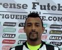 Com pé de meia feito, Elias chega ao Figueirense como esperança de gols