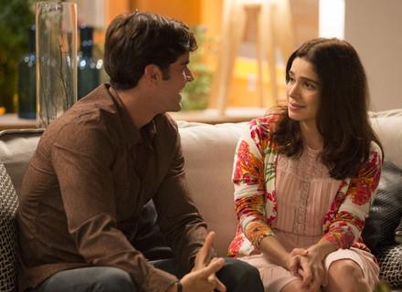 Felipe pede Shirlei em namoro: 'Aceita esse príncipe?'