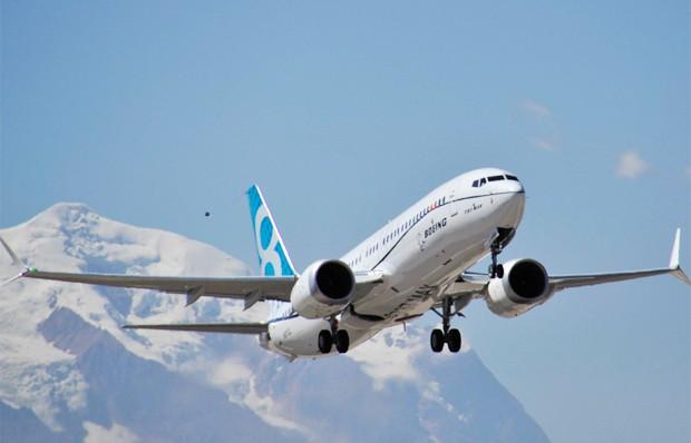 Boeing 737 Max 8 (Foto: Divulgação)