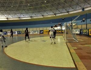 Maranhão Atlético joga Taça Brasil de futsal, em Campina Grande-PB (Foto: Divulgação/CBFS)