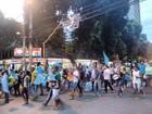 Sindicatos e movimentos sociais protestam contra PEC 241 em MG