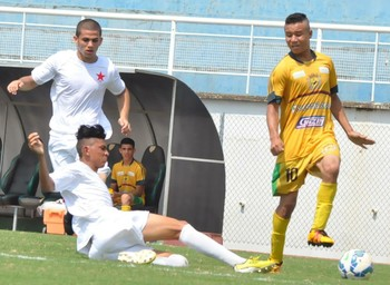 Galvez x Rio Branco - final Campeonato Acreano Sub-15 2016 (Foto: Manoel Façanha/Arquivo Pessoal)