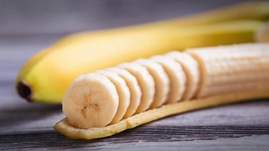 Banana é a fruta mais consumida no Brasil
