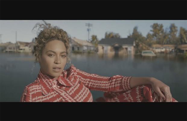 Beyoncé no clipe de 'Formation' (Foto: Divulgação)