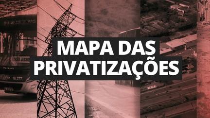 União, estados e capitais somam mais de 230 projetos de privatização; veja lista