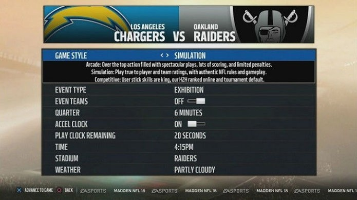 Madden NFL 18 (Foto: Divulgação/EA Spots)