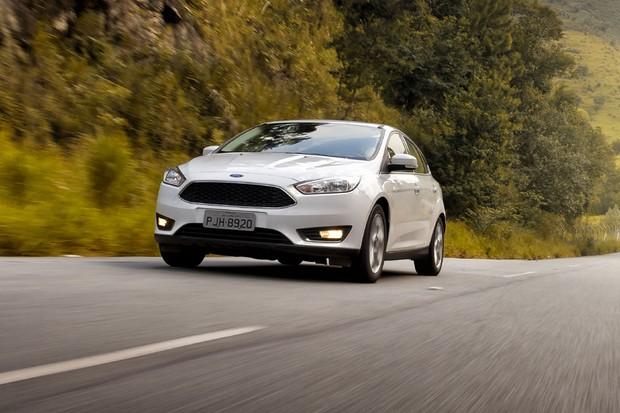 Ford Focus 1.6 SE Plus (Foto: Leo Sposito / Autoesporte)