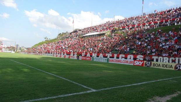 Atlético-PR (Foto: Sérgio Tavares Filho/Globoesporte.com)