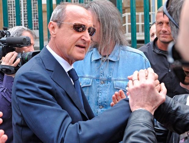 delio rossi ex-treinador da fiorentina (Foto: Agência EFE)