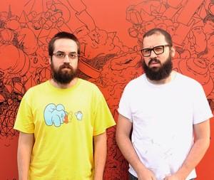 Henrique Lima e Julio Zukerman (Foto: Divulgação)