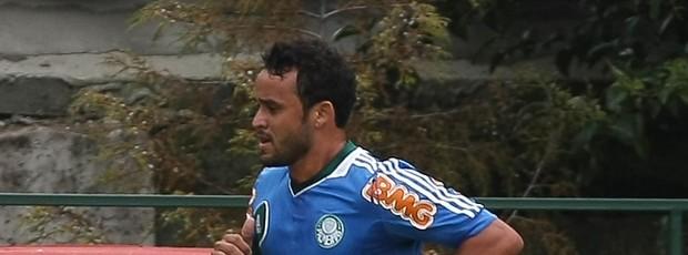 Charles treino Palmeiras (Foto: Cesar Greco / Ag. Estado)