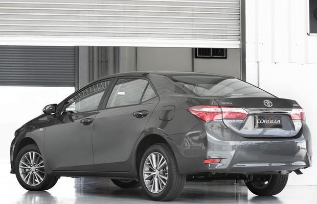 Novo Toyota Corolla (Foto: Divulgação)