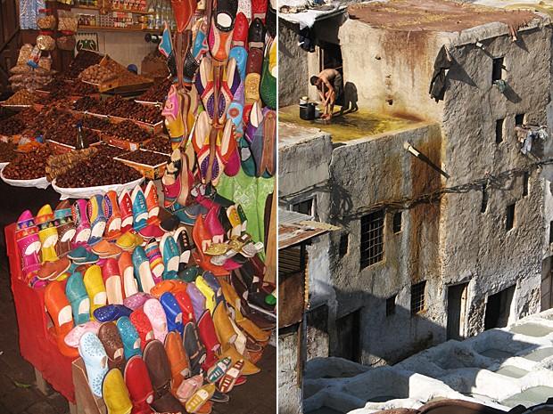 Fez, no Marrocos (Foto: Giovanna Dell'Orto/AP)