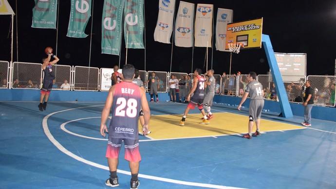Basquete Tapajós 2014 : Wcar e DW Sports fazem final disputada (Foto: Weldon Luciano/GloboEsporte.com)