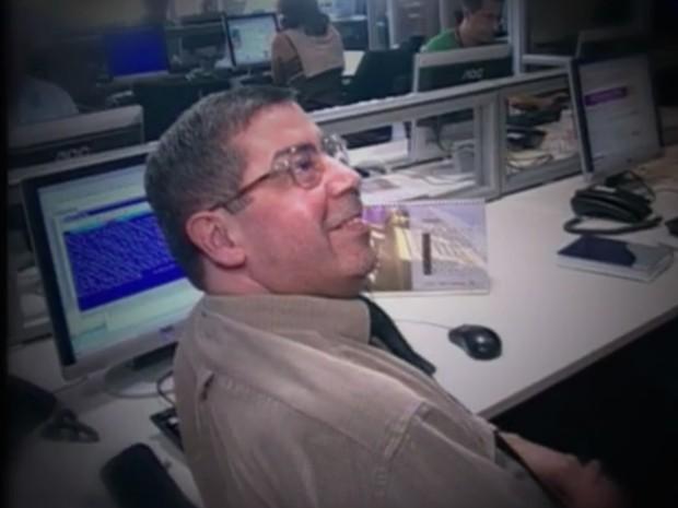 Morre aos 69 anos em Porto Alegre o jornalista José Mitchell (Foto: Reprodução/RBS TV)