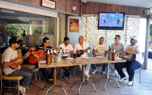 WELLINGTON SILVA  SALGADINHO flamengo (Foto: André Durão/Globoesporte.com)