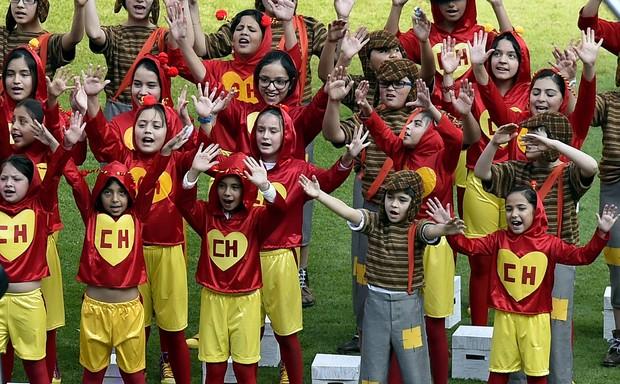 Velório de Roberto Bolaños (Foto: REUTERS)