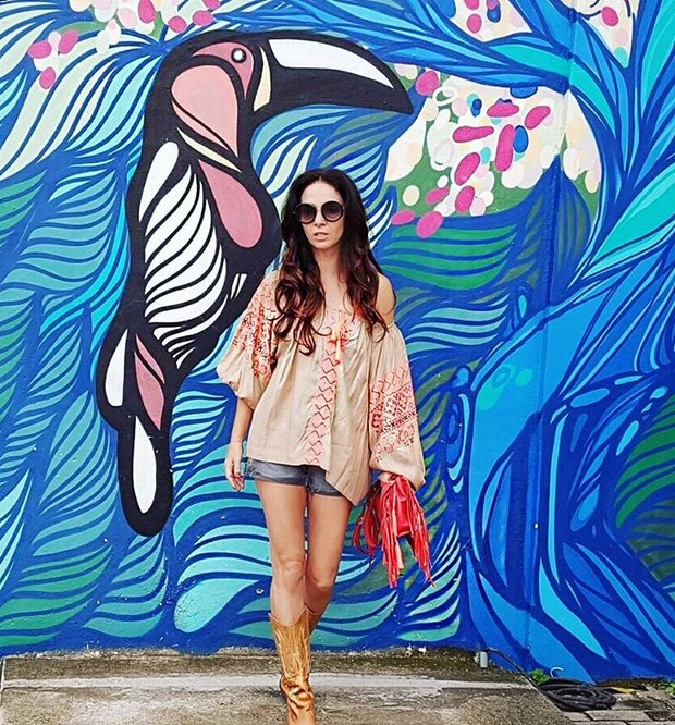 Claudia Ohana (Foto: Instagram / Reprodução)
