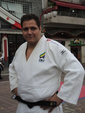 Rafael Silva judô Liberdade São Paulo (Foto: David Abramvezt)