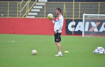 """Mancini não define time, mas indica Maicon Silva titular: """"Grandes chances"""""""