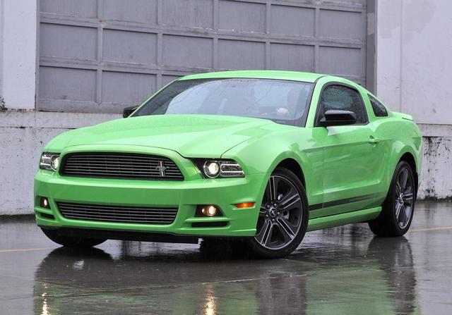 Mustang Gotta Have it Green  (Foto: Divulgação)