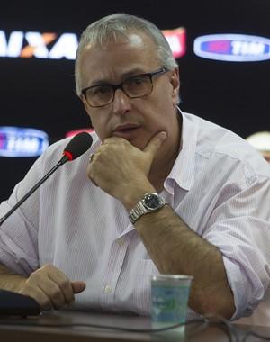 Roberto de Andrade, presidente do Corinthians (Foto: Daniel Augusto Jr / Agência Corinthians)