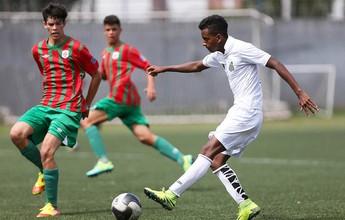 Destaque do sub-15, Rodrygo deve virar profissional do Santos em 2017