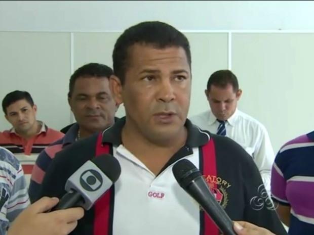 Josildo dos Rodoviários é um dos líderes do Pros no Amazonas (Foto: Reprodução/TV Amazonas)
