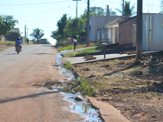 Moradores poderão ser multados em até R$ 500 (Foto: Magda Oliveira/G1)