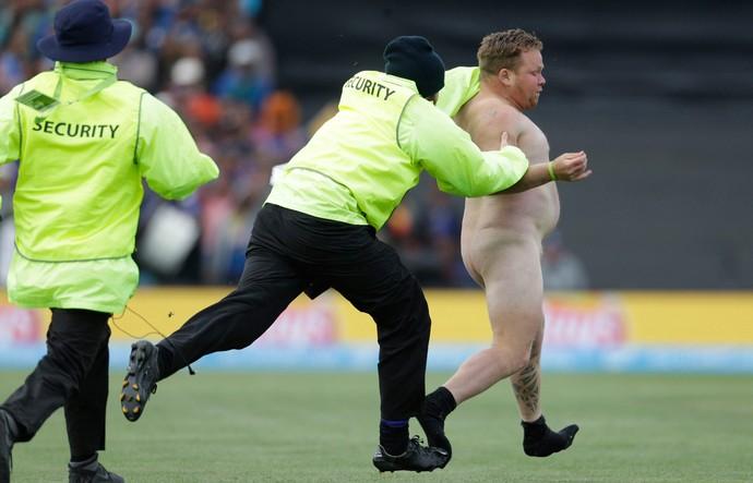 Invasor Cricket World Cup (Foto: Reuters)