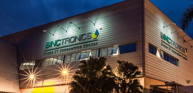 Sinctronics é braço da gigante produtora de eletroeletrônicos Flextronics (Foto: Divulgação)