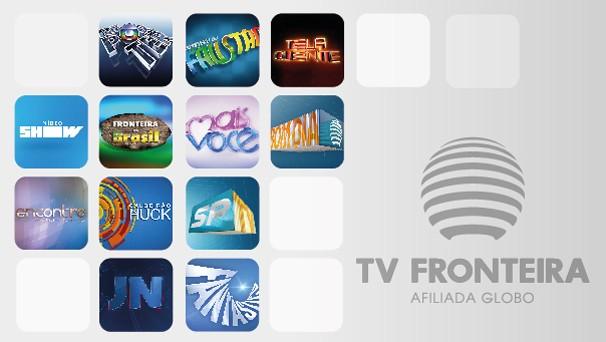 A Programacao Da Tv Fronteira E Diferenciada Nos Dias   Foto