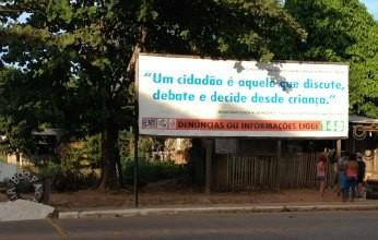 Denúncias sobre as eleições podem ser feitas pelo 148. (Foto: Flaviane Azambuja/G1)