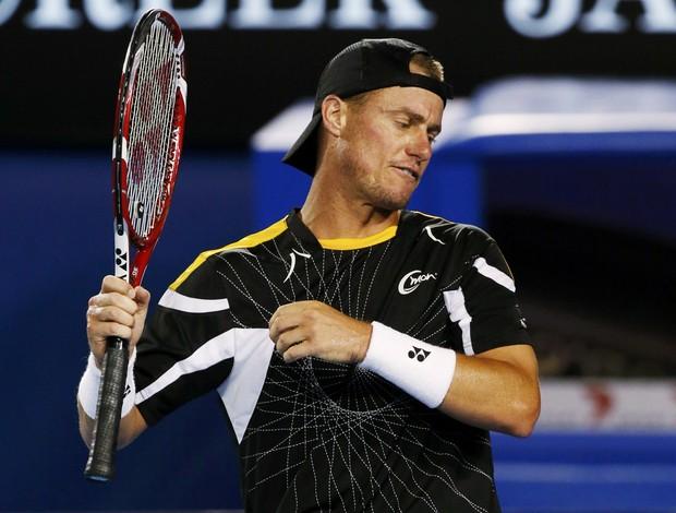 Lleyton Hewitt Aberto da Austrália tênis (Foto: Reuters)