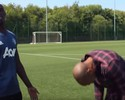 Pogba imita Ibrahimovic e leva Henry a gargalhadas; assista ao vídeo