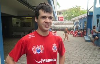 Israel Stroh comemora título brasileiro paralímpico de tênis de mesa